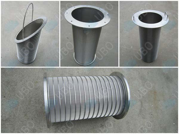 Filter Solutions wedge wire screen for environmental protection