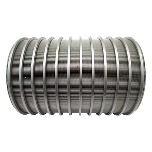 Stainless Steel Wedge Wire Filter Strainer